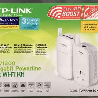 TP Link Wifi - powerline Extender