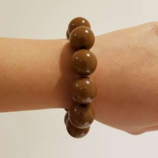 Chocolate Inspired Bracelet