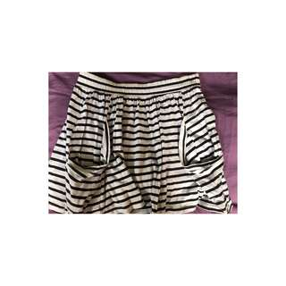 Zara Stripes Skirt