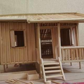 [ Craft ] Rumah Felda