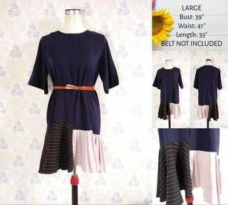 Assymetrical dress