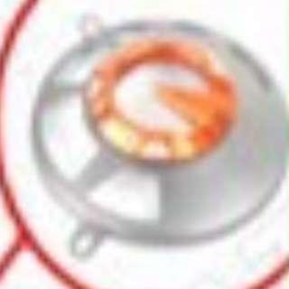 Semi Discus Orange Core Internal