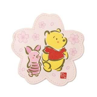 日本東京迪士尼Tokyo Disney 鏡子sakura 櫻花小熊維尼 豬仔 Winnie the Pooh Piglet