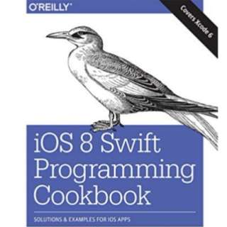 Book: IOS 8 Swift Programming Cookbook : Solutions & Examples for IOS Apps