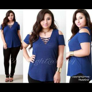 Danita Plus Size Top