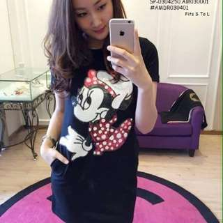 Minnie dress fits S-L
