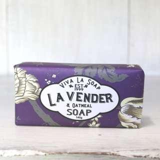 Viva La Soap Lavender Scrub