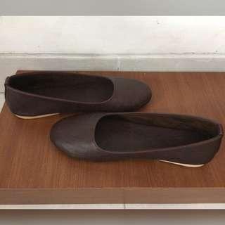 Handmade shoes (material kulit oscar)