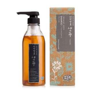 Whamisa Shampoo for oily hair