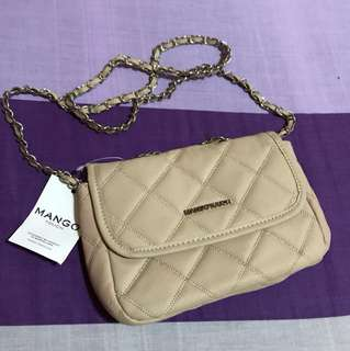 Mango Quilted Sling