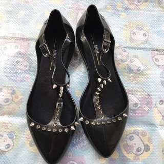 Melissa 鍋釘平底鞋 jelly shoes