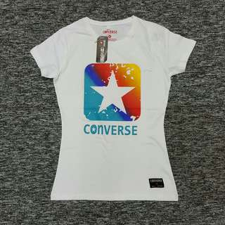 Converse shirt for ladies