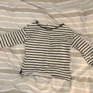 Striped Sweater Zara