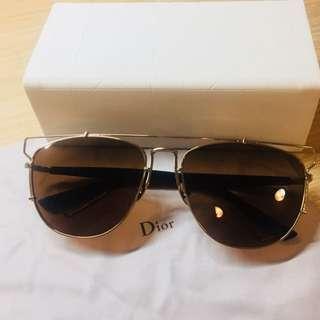 Dior technologic 國外帶回 明星同款 太陽眼鏡