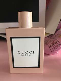 Gucci bloom100ml 全新tester裝