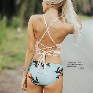 Swimsuit terno fits S-L