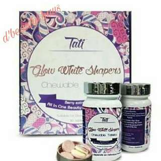 TATI GLOW WHITE SHAPERS