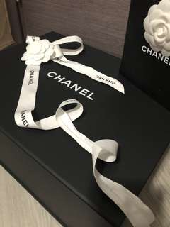 Chanel 磁石揭蓋紙盒 超大Size激平超抵用