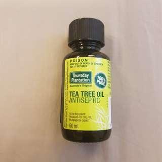 Tea tree oil antiseptic Thursday plantation  50ml