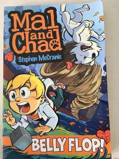 Mal and chad comic book