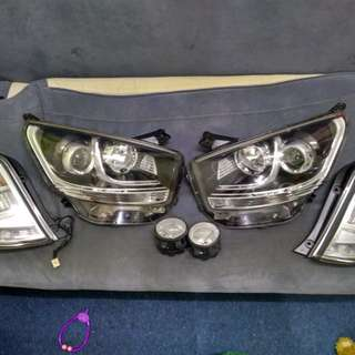 lampu axia advanced