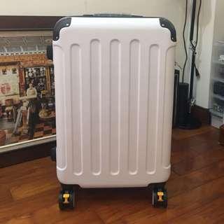 Trunk白色行李箱24吋