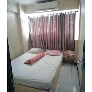 Unit harian terbaik 2BR Full Furnish