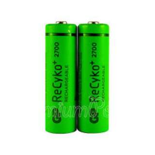 GP ReCyko+ 2 AA 2700mAh Rechargeable Battery