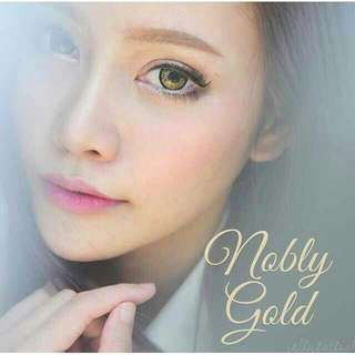 SOFTLENS NOBLY GOLD