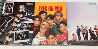 [Preorder] GOT7 Eyes On You Album
