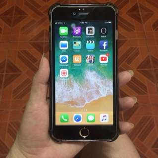 iPhone 6 Plus FU (Gold)