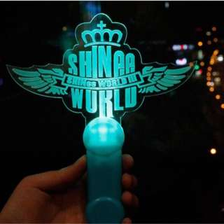 ON HAND SHINEE  LIGHTSTICK v1