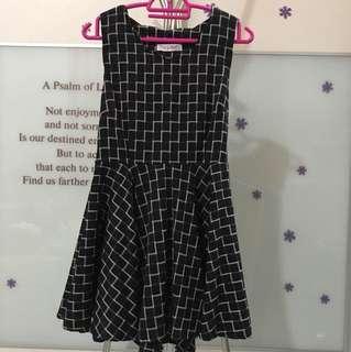 Fit&Flare Mini Dress