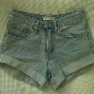 Assembly Label Shorts