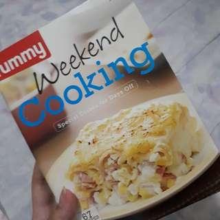 YUMMY Recipe Books