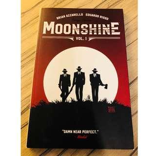 Moonshine Volume 1 Paperback – IMAGE COMICS – BRIAN AZZARELLO