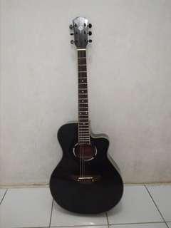 Jual Cepat Gitar APX 500 Custom