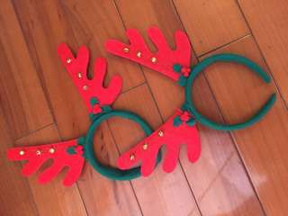 Bando christmas reindeer