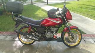 Rxz Looking to trade 2b 4stroke bike or Offer me