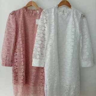 Brokat dress