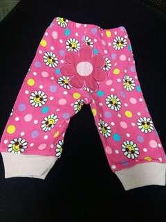 Celana carters babygirl 0-3mos