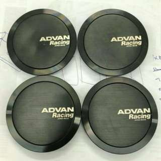 Original ADVAN Centre Wheel Caps