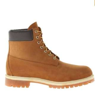 "Timberlands 6"" boots"