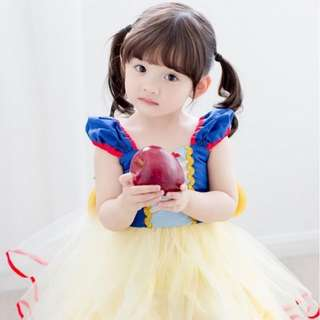 正韓時裝snow white 連身裙