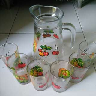 Pitcher (sepaket)