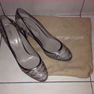 Sergio Rossi classic pump heels