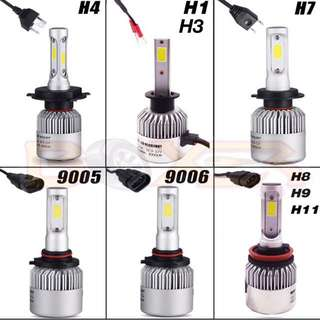 LED Headlight & Foglight