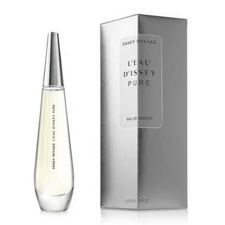 Issey Miyake L'eau D'issey Pure EDP for Women (90ml/Tester/Giftset) Leau Dissey Eau de Parfum