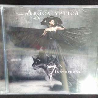 Apocalyptica	-	7th Symphony	(Sealed)