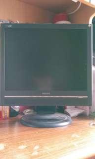 "PHILIP 15"" Computer Monitor (电腦屏幕)"